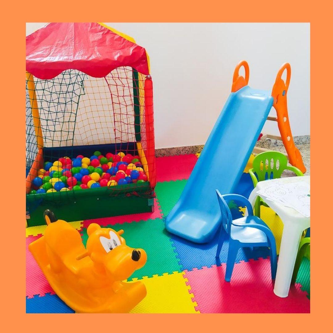 Espaço Baby 2 - Fábrica de Surpresas