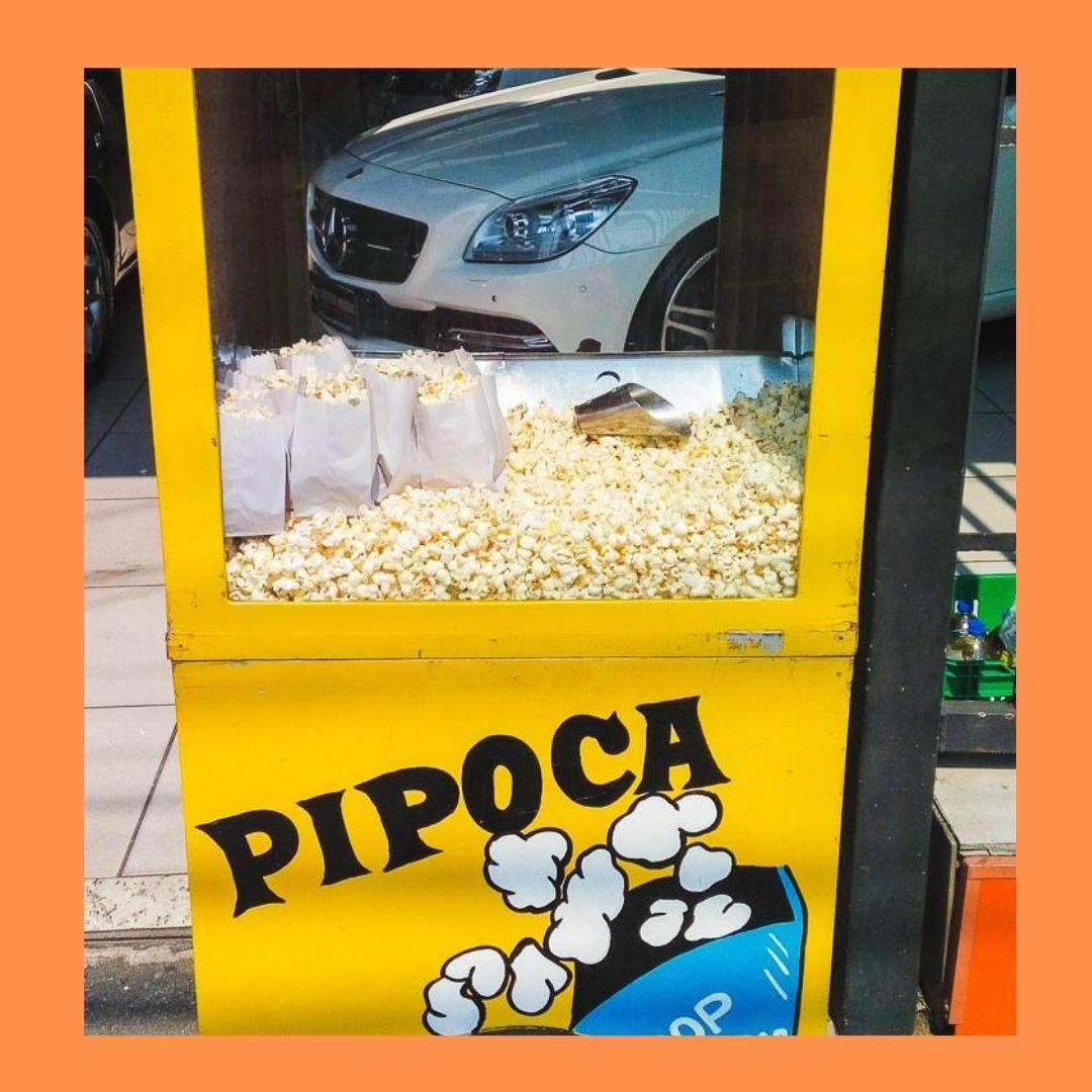 Pipoca - Fábrica de Surpresas